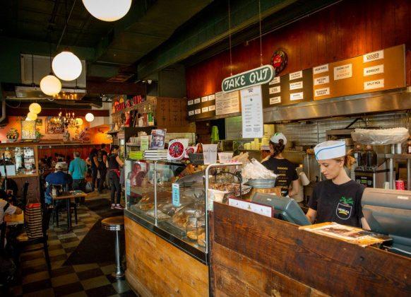 Veselka ресторан украинской кухни в Нью-Йорке 3
