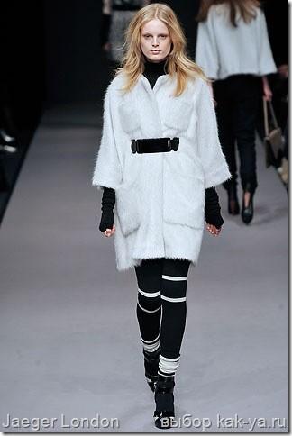 Вязаные пальто jaeger london