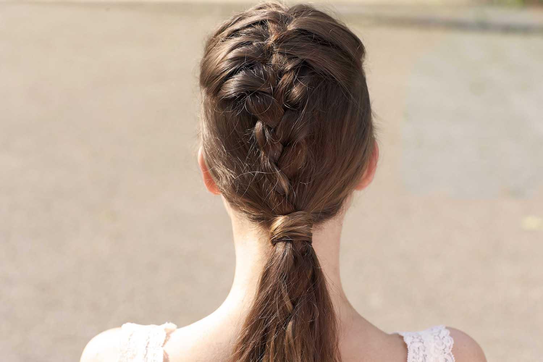 Защищайте волосы