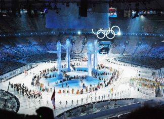 белая Олимпиада в Ванкувере