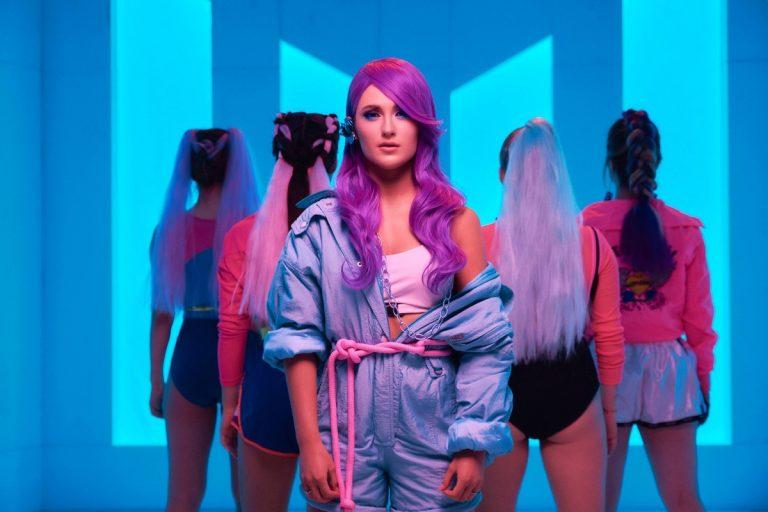 Marietta представила свежую видеоработу на трек «Як не крути»