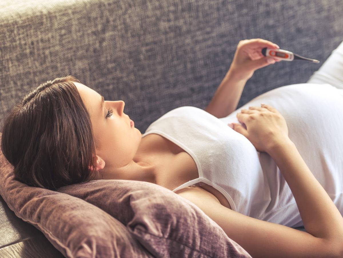 Базальна температура при вагітності