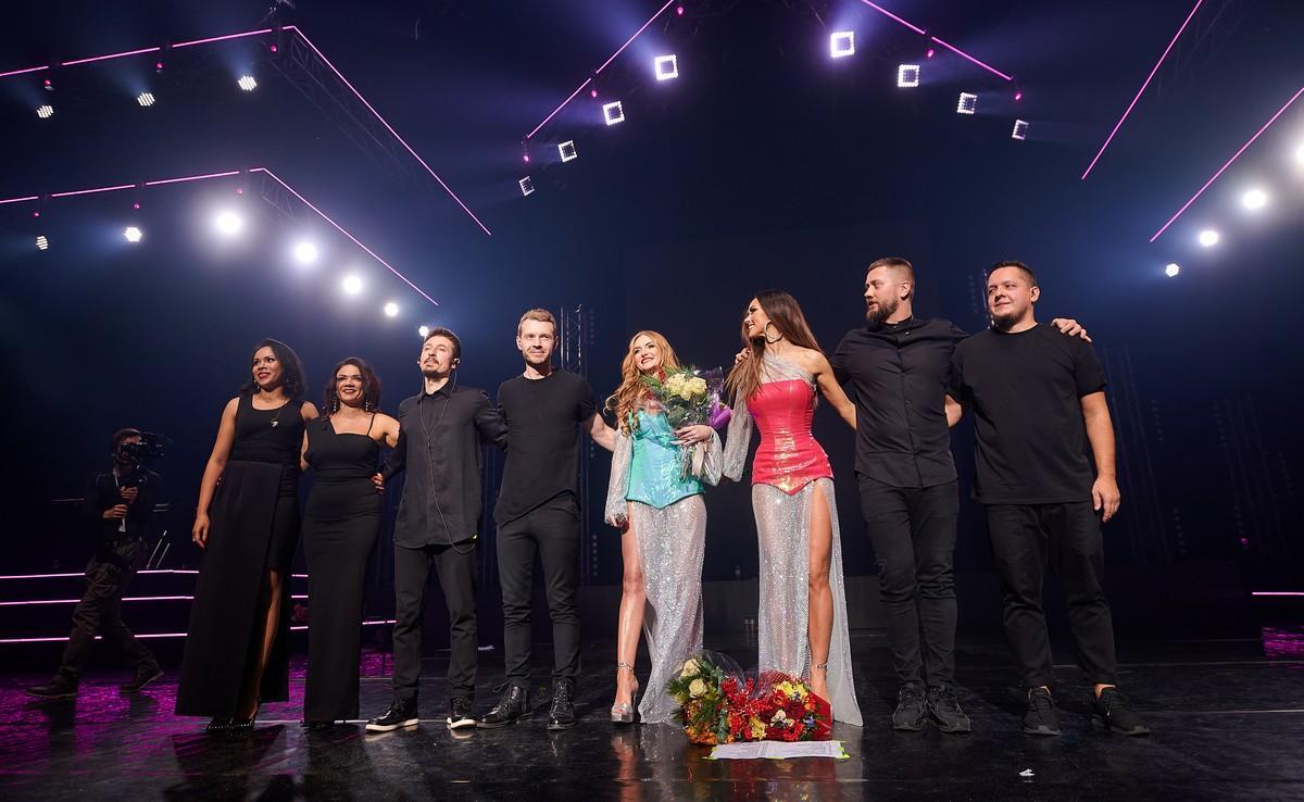Группа НеАнгелы презентовала live-видео с концерта в Киеве на песню из нового альбома #13 под названием ЛЮБОВЬ3