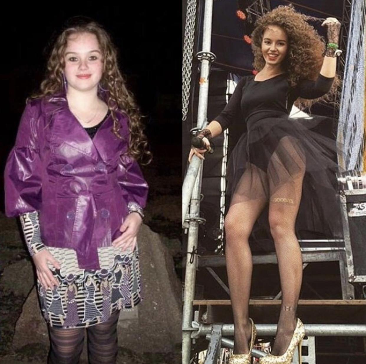 до и после Участница реалити «Холостяк-10» поразила сеть снимком до похудения