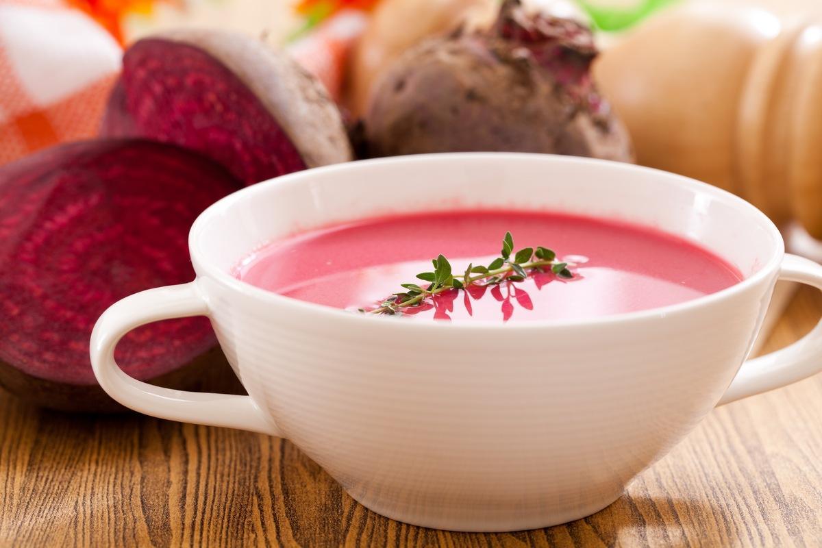 Буряковий суп
