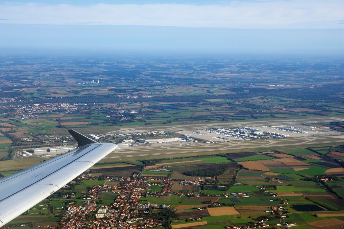 Международный аэропорт Мюнхена (MUC)