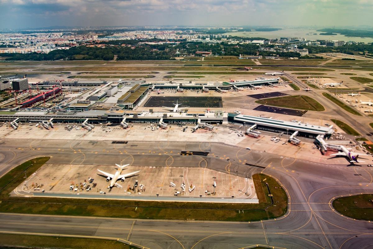 Международный аэропорт Чанги в Сингапуре (SIN)