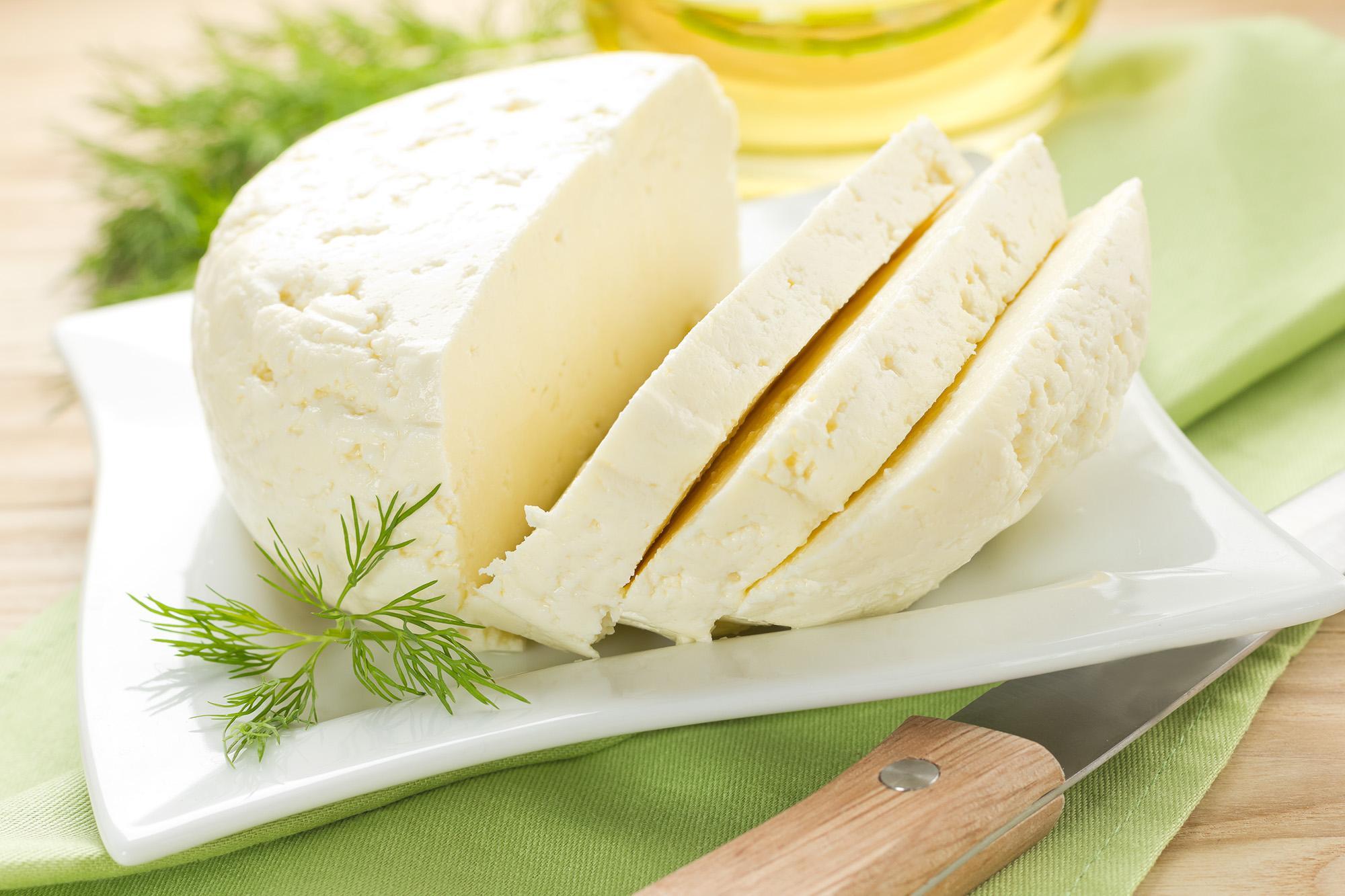Рецепт приготування домашнього сиру