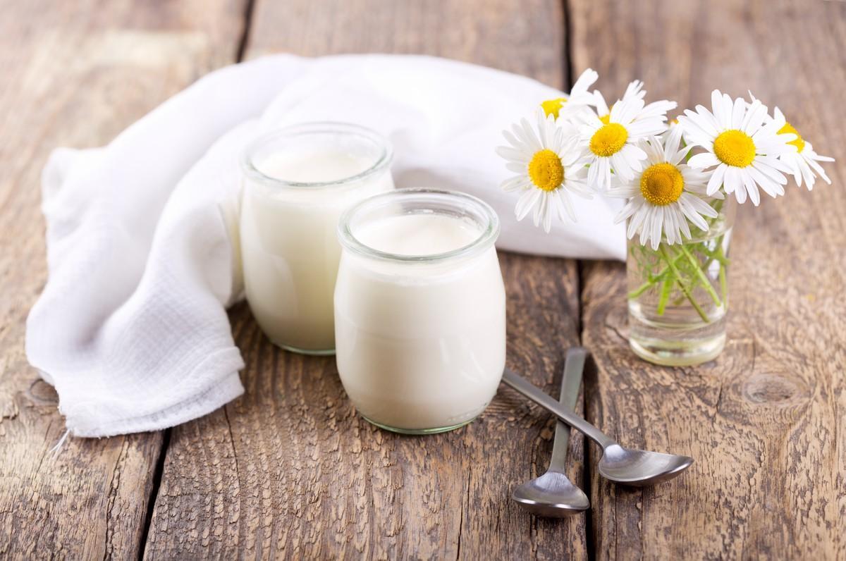 Рецепт приготування кефіру та йогурту