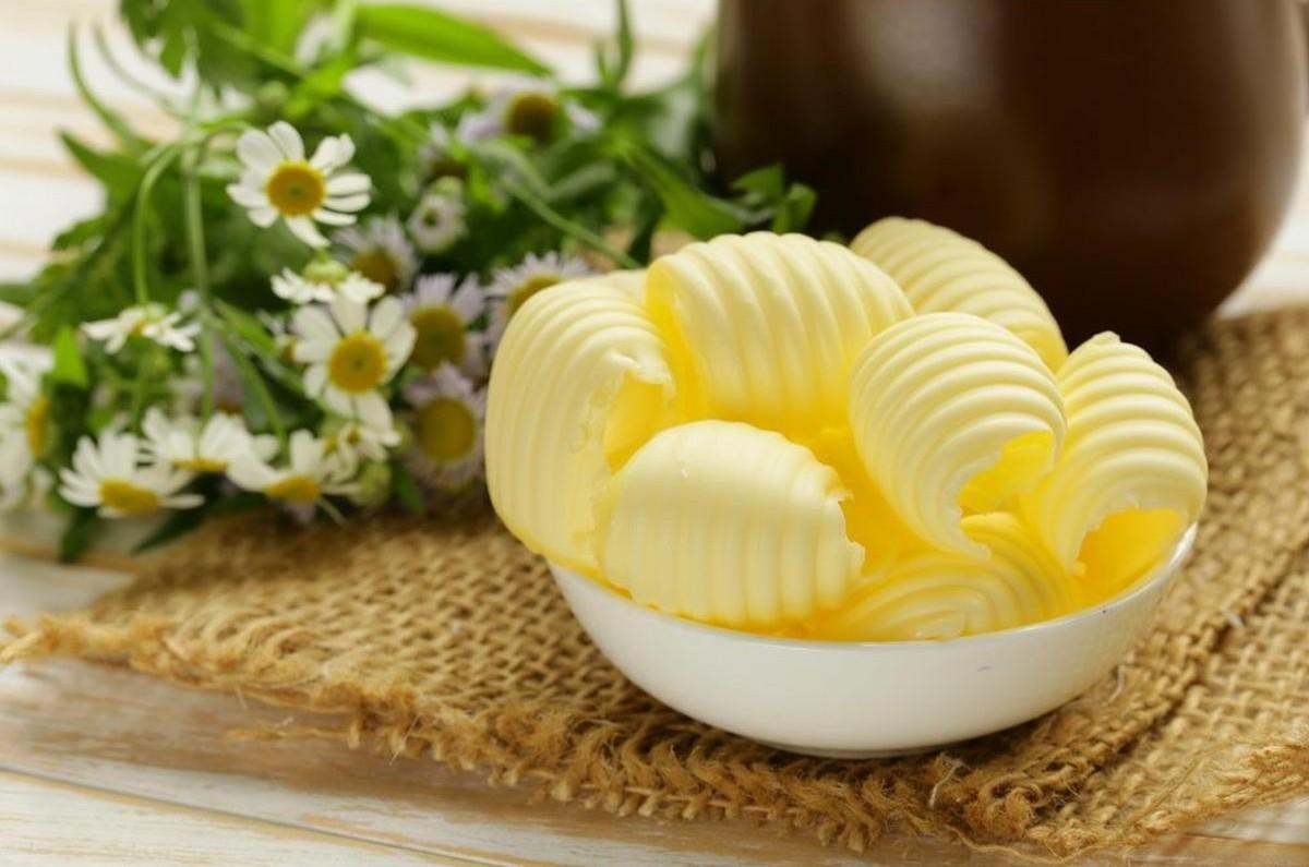 Рецепт приготування масла