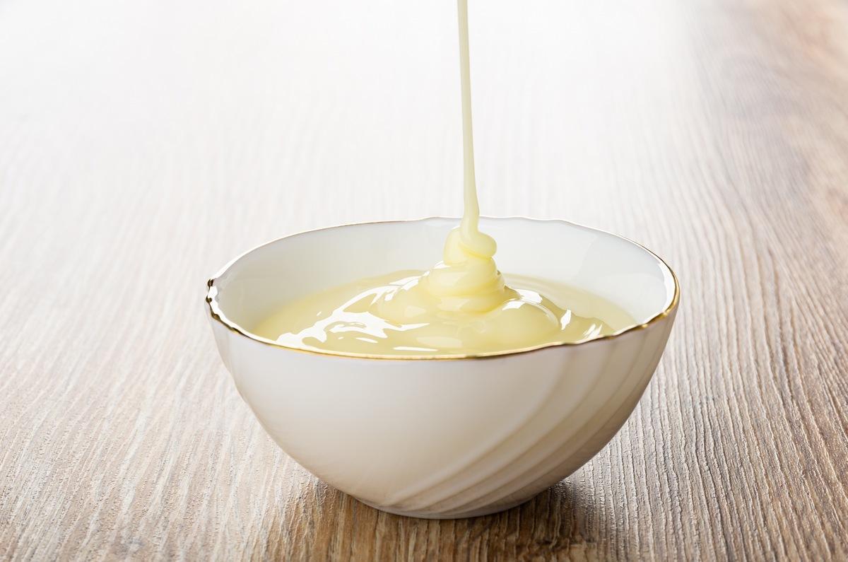 Рецепт приготування згущеного молока