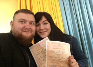 Артист «Вар`яти-шоу» Владимир Жогло женился и раскрыл подробности свадьбы