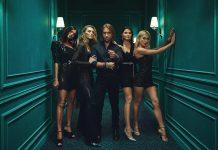 Олег Винник показал бекстейдж со съемок нового клипа «Безумная Любовь» 2