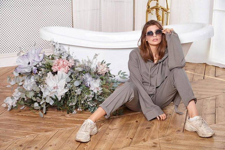 Украинский бренд SOLH презентует коллекцию костюмов-конструкторов