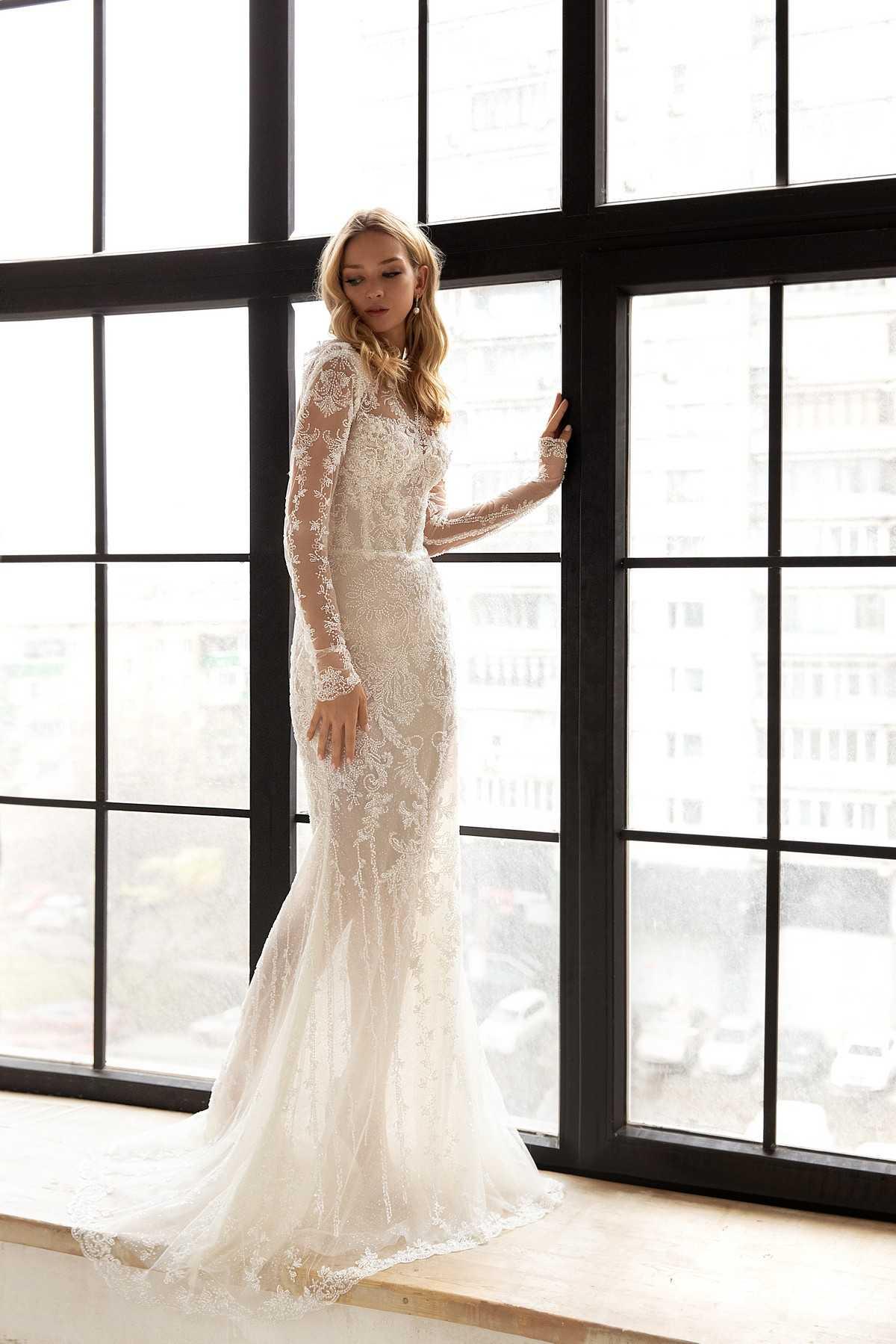 Celine Новая свадебная коллекция Less is more бренда Eva Lendel