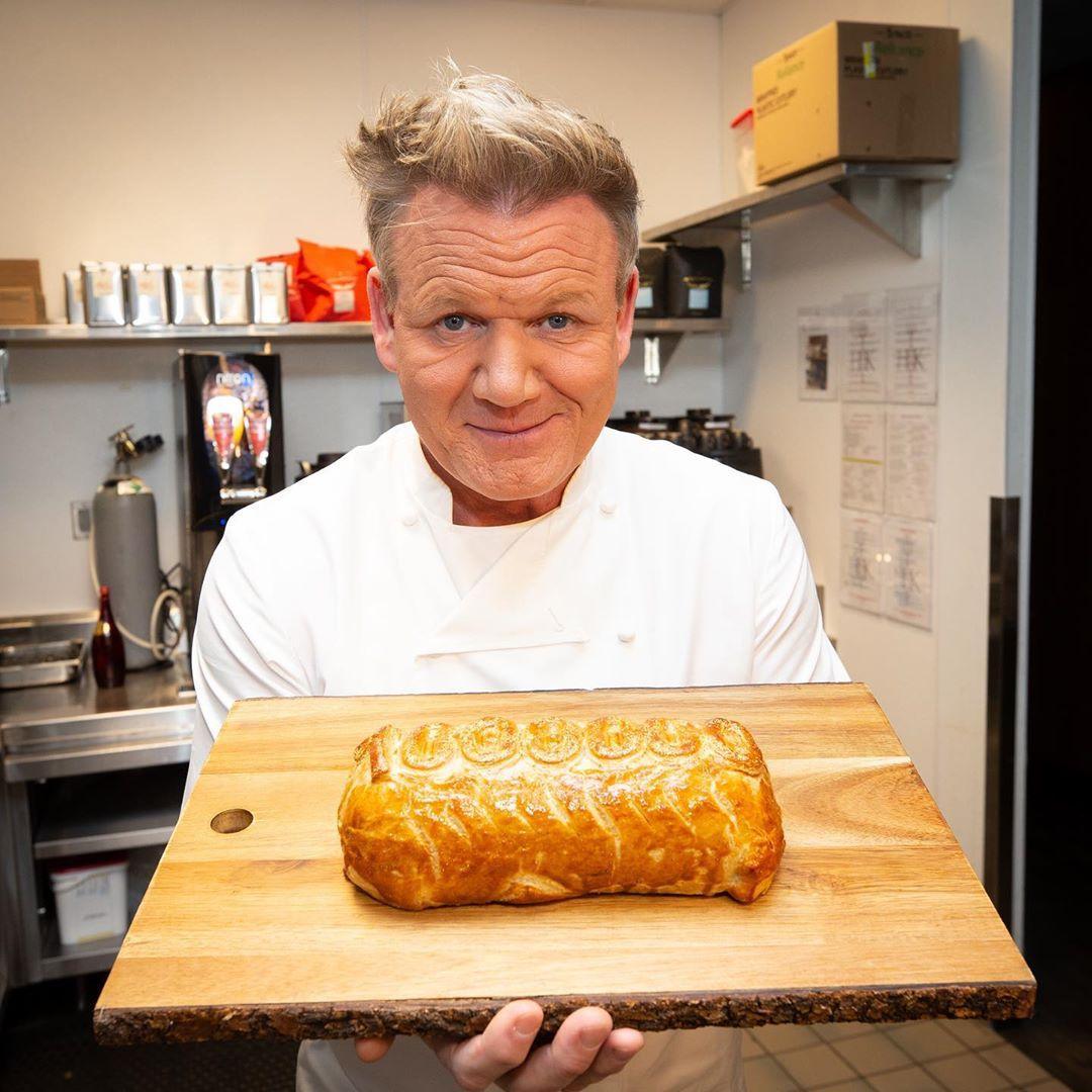 Gordon Ramsay Гордон Рамзи и его кухня