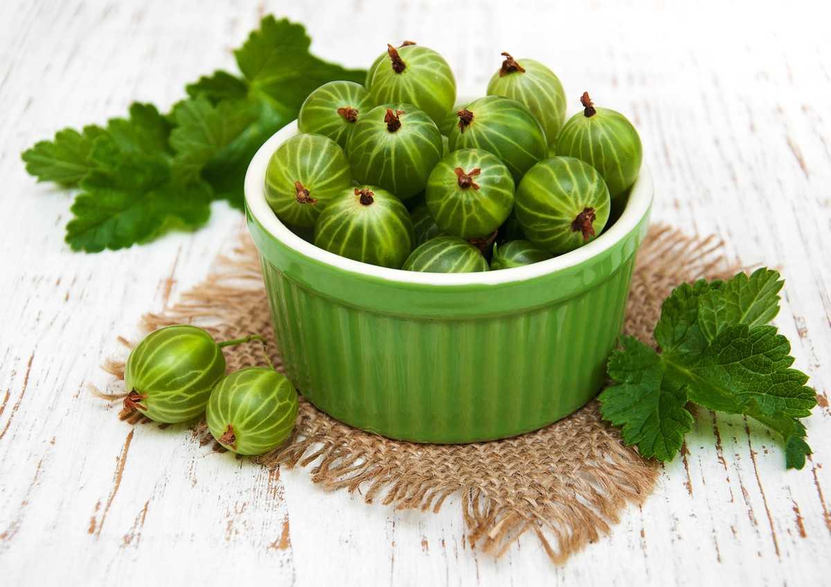 10 erstaunliche gesundheitliche Vorteile von Stachelbeeren