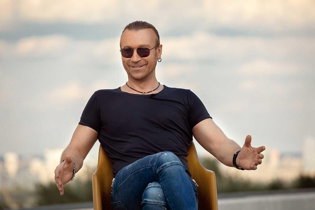Oleg Vinnik gab zu, warum er sein persönliches Leben vor Fans verbirgt