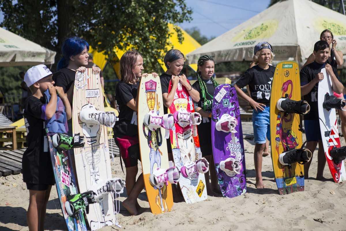 Куда пойти с детьми в Киеве активный отдых для детей и взрослых в X-Park 7
