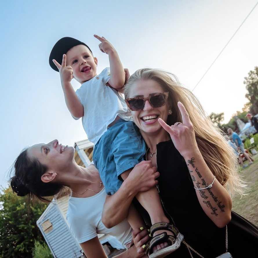 Куда пойти с детьми в Киеве активный отдых для детей и взрослых в X-Park