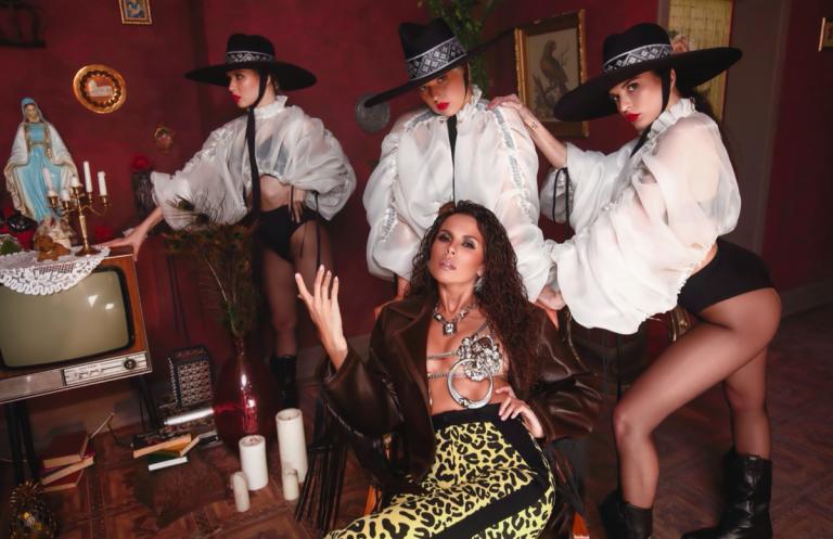 Мировая премьера: NK | Настя Каменских представила клип на трек «A huevo» из первого испаноязычного альбома