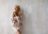 Лилия Ребрик и бренд One by One создали самую нежную коллаборацию осени