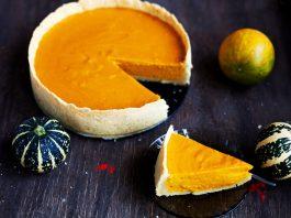 Рецепт американского тыквенного пирога с корицей от Юлии Панковой