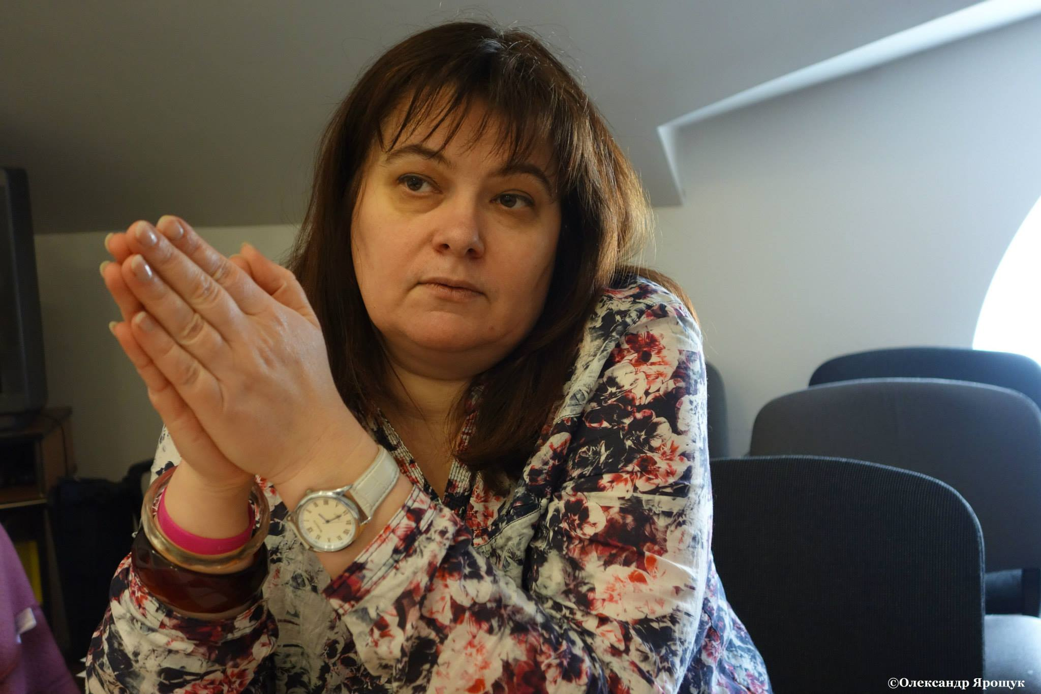 Марта Чумало оглядачка від України в European Women's Lobby