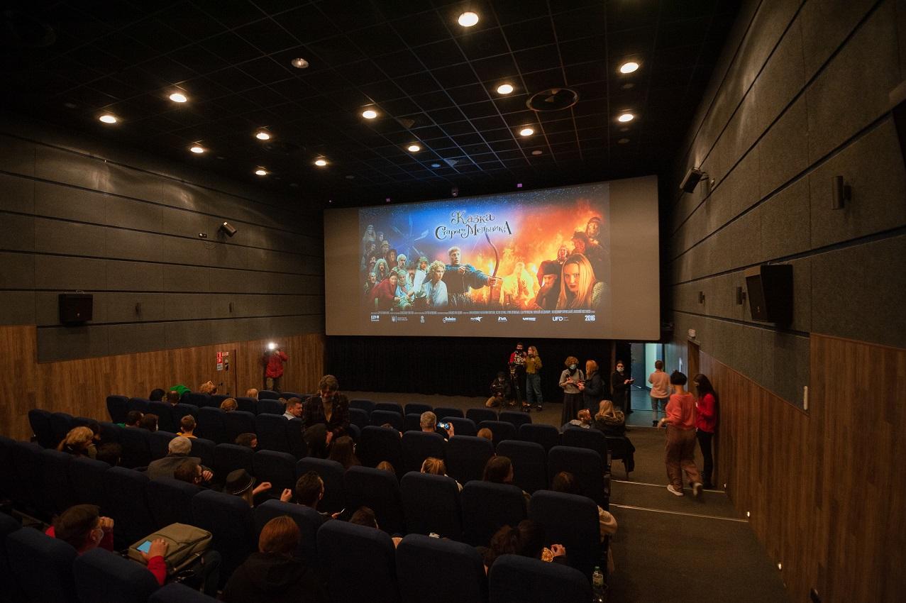 Состоялась долгожданная премьера украинского фэнтези «Сказка старого мельника» 3