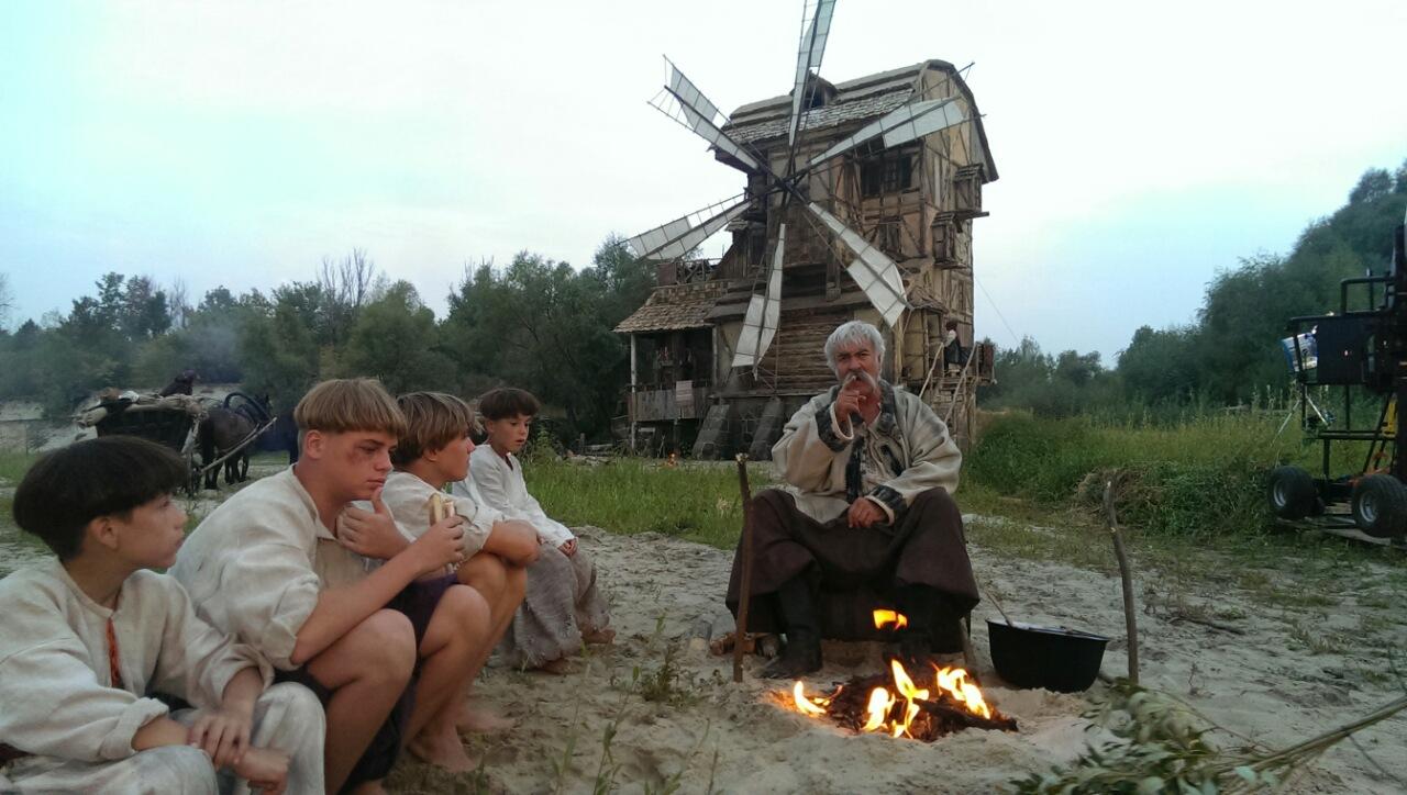 Состоялась долгожданная премьера украинского фэнтези «Сказка старого мельника» 5