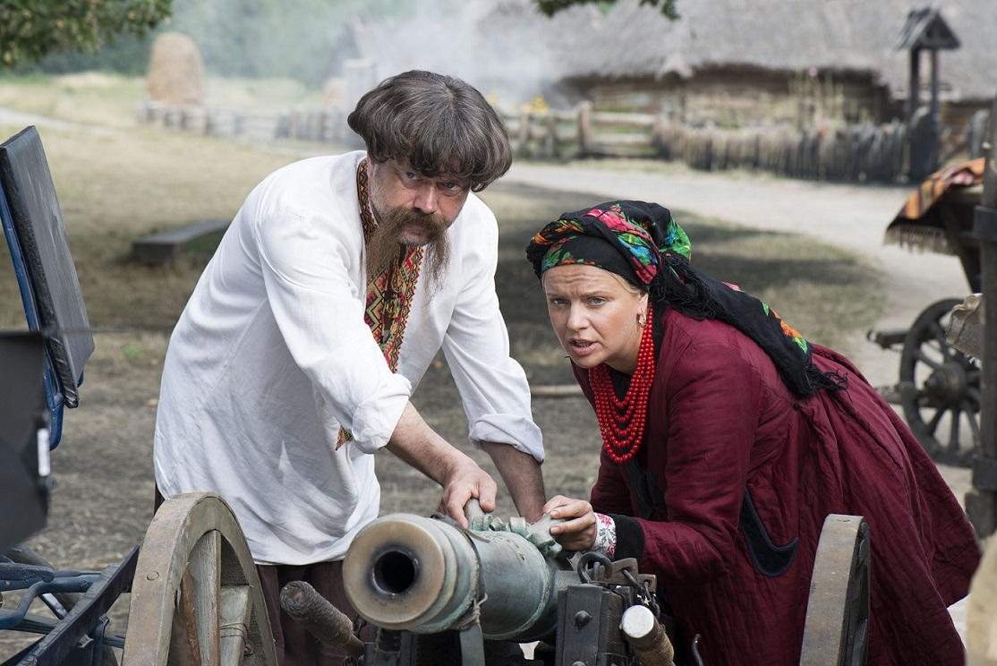 Состоялась долгожданная премьера украинского фэнтези «Сказка старого мельника» 6