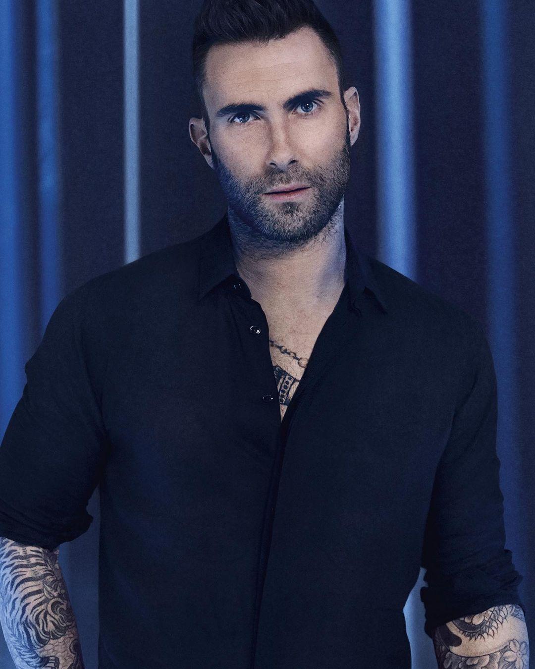 Maroon 5 Адам Левин