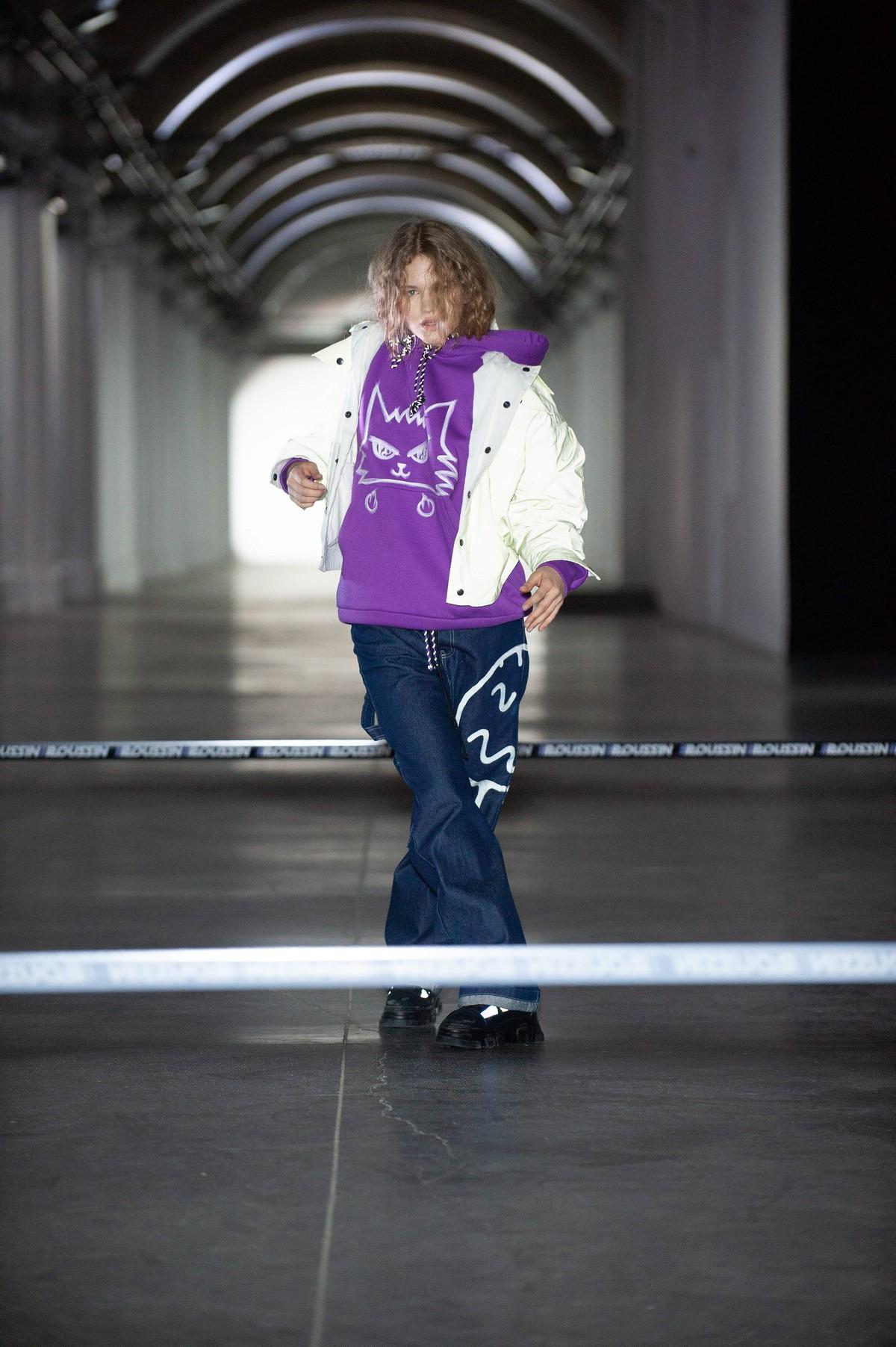 Новая коллекция I AM ROUSSIN Ukrainian Fashion Week No Season 2021 7