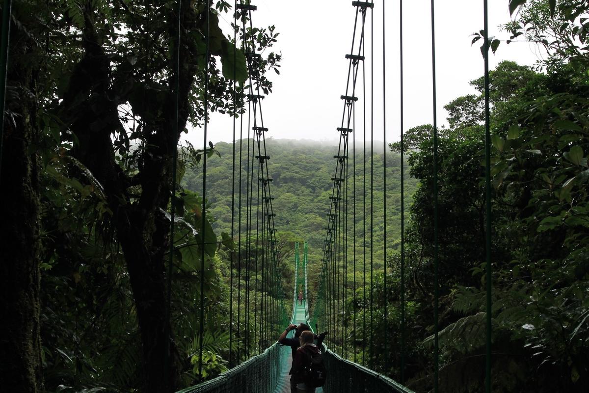 Монтеверде, Коста Рика
