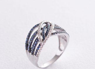 На какое кольцо из белого золота с бриллиантом обратить внимание? «Оникс» называет несколько моделей