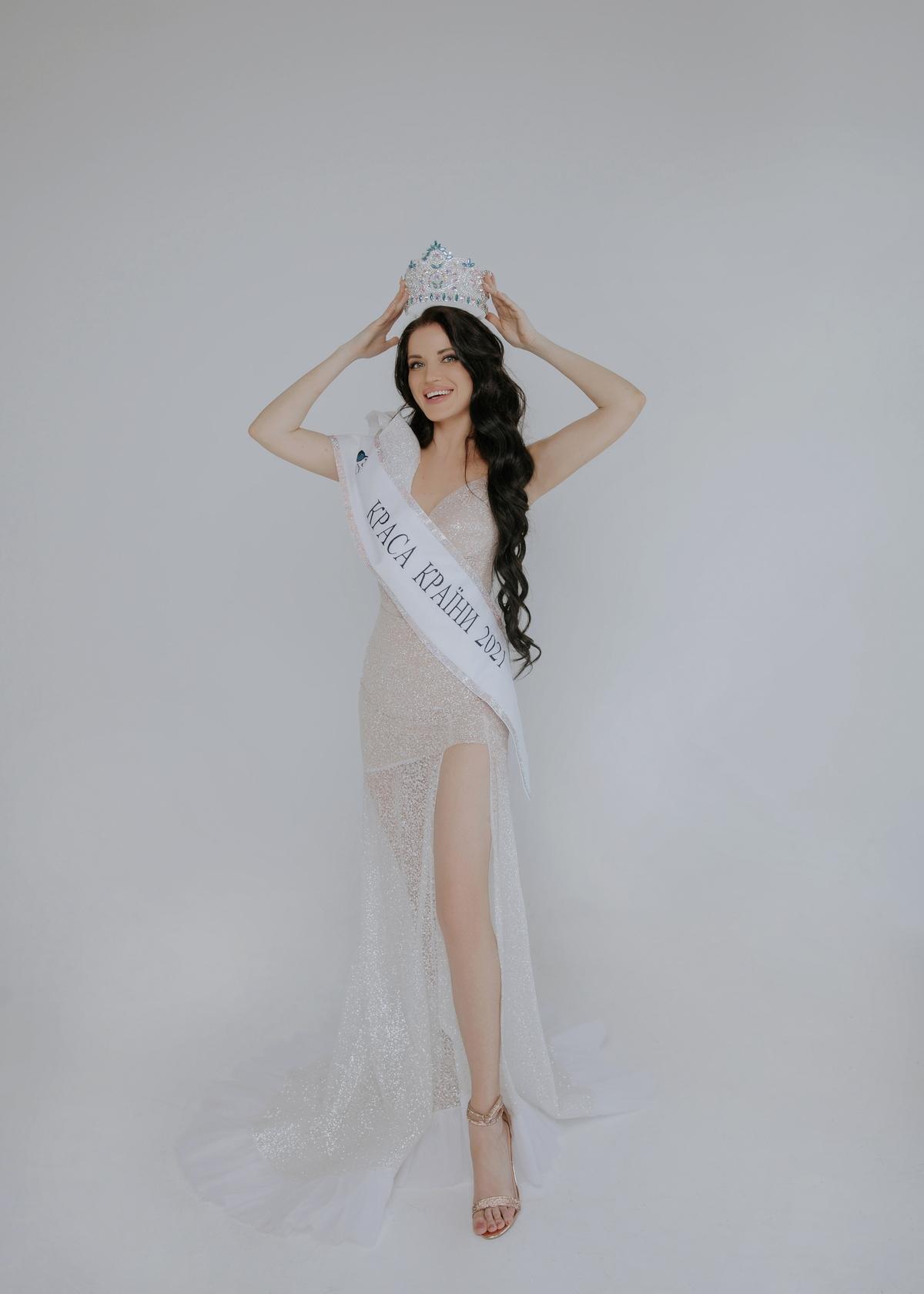 Интервью с победительница конкурса Алиной Волохиной-Вареник Каждая женщина сильная, красивая идостойная, все вваших руках