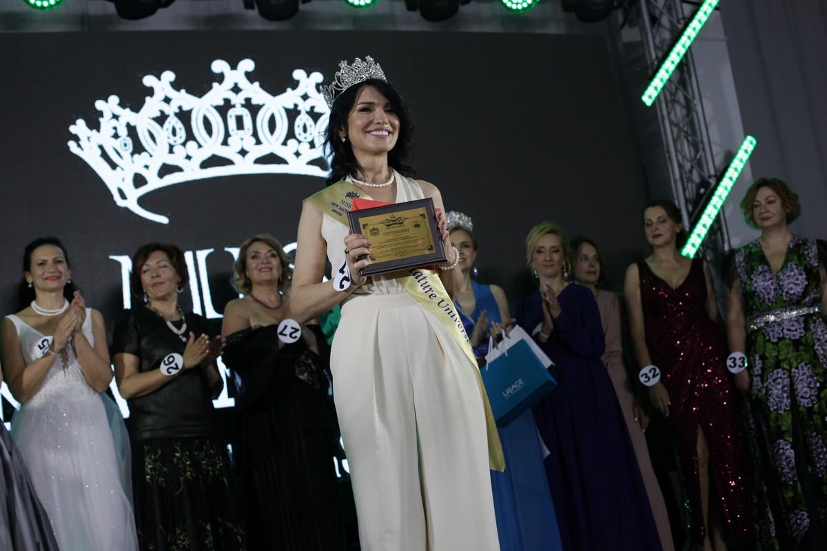 Переможниця категорії 50+ – Тетяна Кузьменко