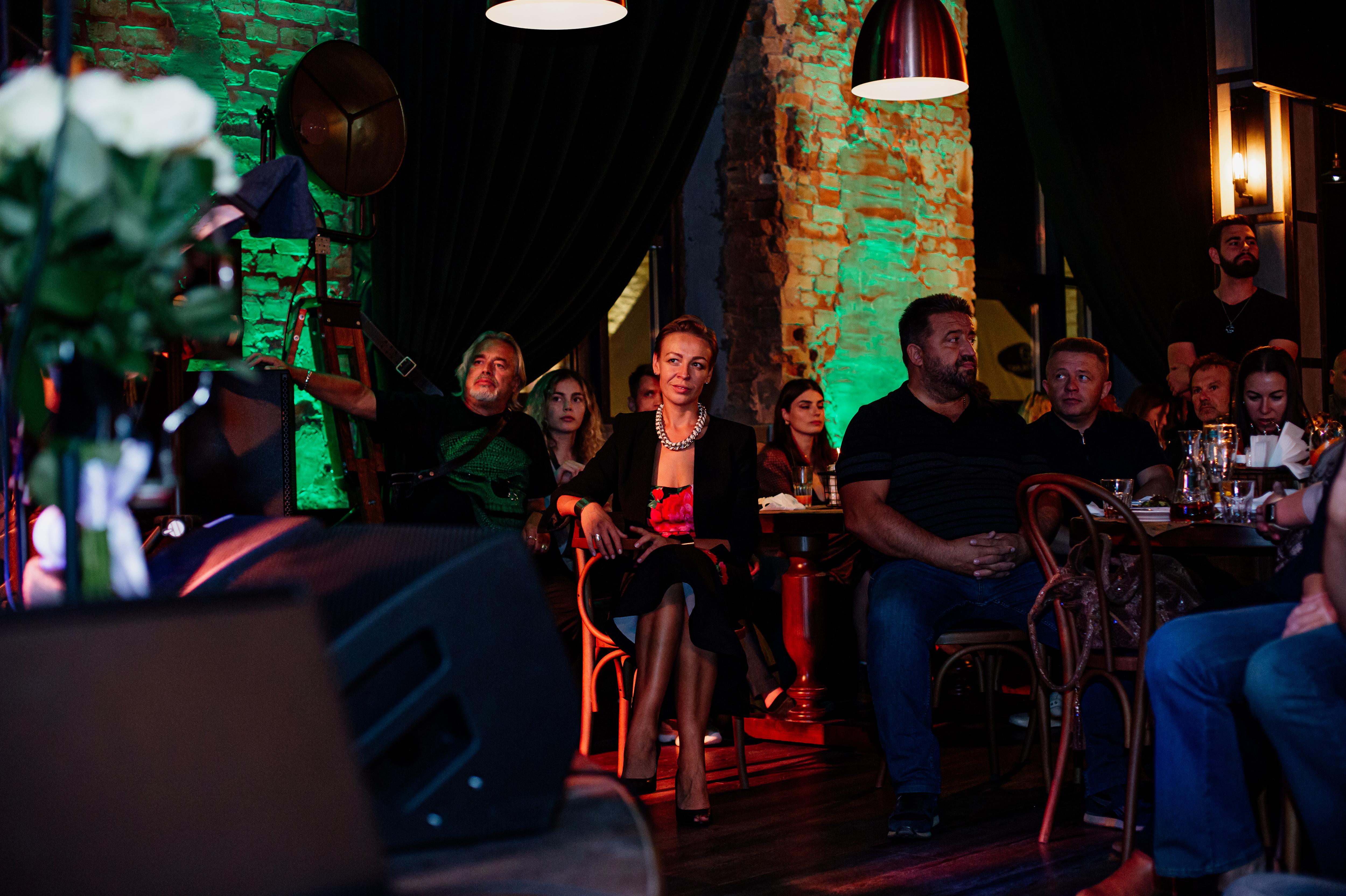 18вересня вКиєві відбувся концерт легендарного гурту «Акваріум» 9