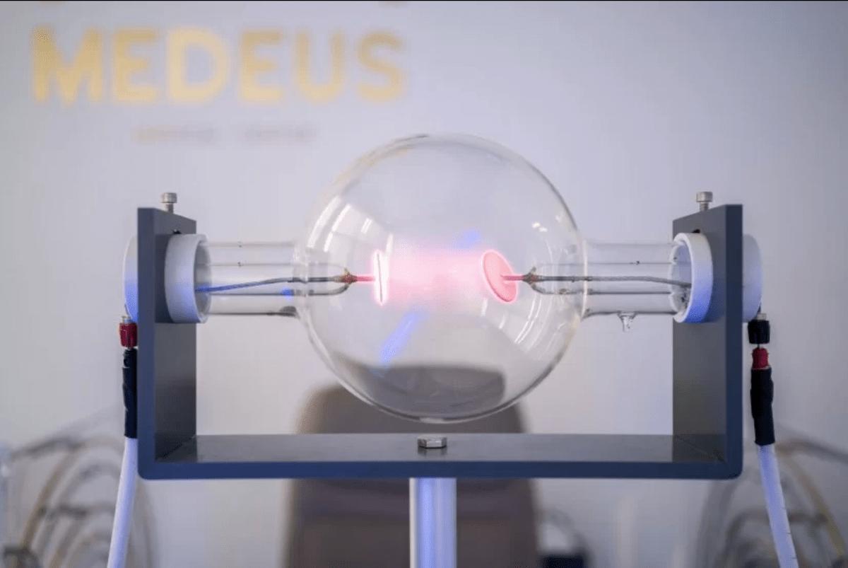 Medeus - Первый в Восточной Европе Центр Квантовой Медицины